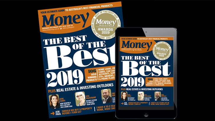 Money magazine's annual Best of the Best